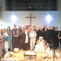 """2018 Nativity """"Follow the Star"""" Circuit Service  Cast and Singers"""