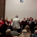 Voices Together Concert at  Coxhoe chapel december 2018